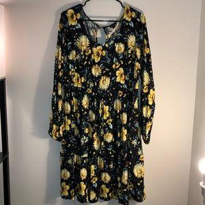 Size 0 (12) Torrid Dress
